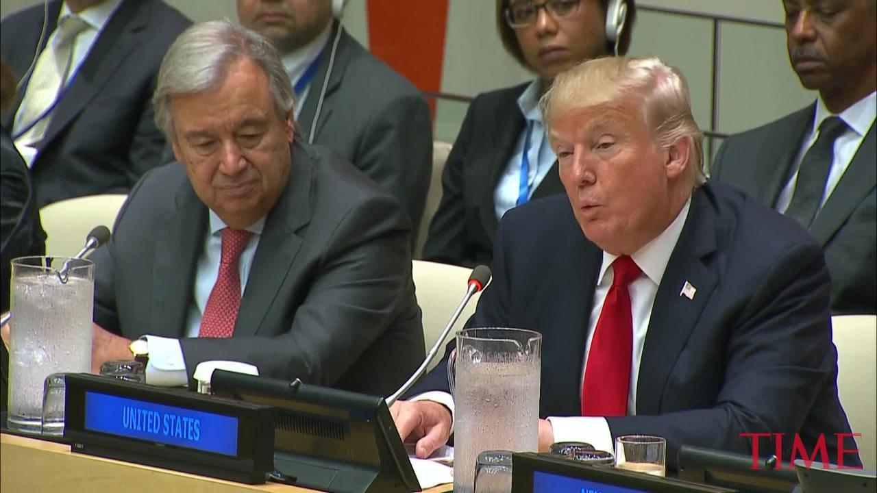 The U.S. Says it Negotiated a $285 Million Cut in the United Nations Budget