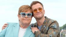Elton John Didn't Want to Leave Out Drugs, Sex in   Rocketman : 'I Haven't Lived a PG-13 Rated Life'