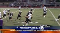 UCLA Offers Football Scholarship to 8th-Grader