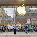 Apple earnings top expectations but sales drop in China, iPhone sales weighs on stock