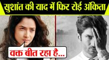 Ankita Lokhande shares emotional post for Sushant after 3 months