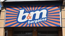What to watch: B&M's steady recovery, UK manufacturing, Ryanair job cuts