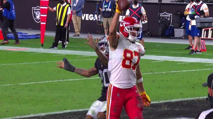 Travis Kelce's top plays vs. Raiders | Week 11