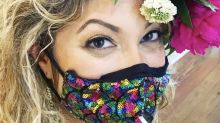 Face masks with a straw hole? An expert weighs in on New Orleans brand's creation