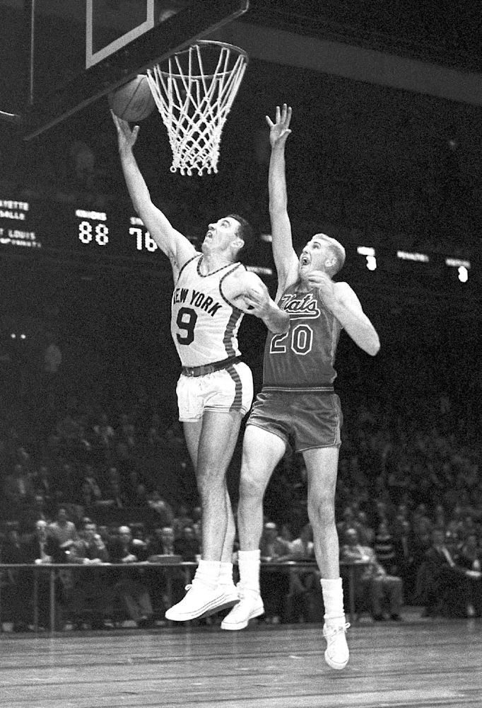 Former NBA, Cincinnati player Connie Dierking dies