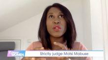 'Strictly' judge Motsi Mabuse emotionally recalls tough childhood under apartheid