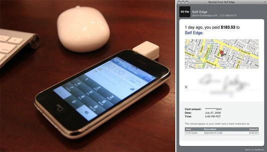 Twitter founder Jack Dorsey's Squirrel project revealed... as the Square iPhone Payment System