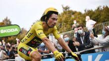 Cycling: Roglic claims last-gap Liege-Bastogne-Liege victory