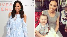 Kyly Clarke reveals 'the hardest thing about being a parent'