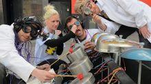 PancakeBot to Dazzle Dress: Britain's Maker Faire