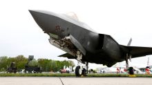 Australia says delivery of F-35 jets not disrupted by September crash