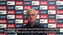 Mourinho: Nette Jungs werden nichts gewinnen