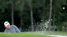 Lee Westwood's patience pays off as he ends first round with blitz of birdies at Augusta