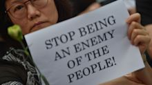 Hong Kong protests could hit luxury sector: UBS
