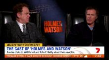 Will Ferrell and John C. Reilly star in 'Holmes and Watson'
