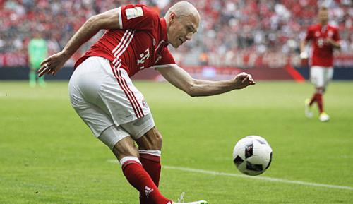"""Bundesliga: Robben warnt: """"Nicht so viel an Real denken"""""""