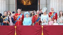 50 Pictures From Trooping the Colour Ceremonies