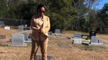 Oprah Winfrey Visits Recy Taylor's Grave — the Woman She Referenced in Her Golden Globes Speech
