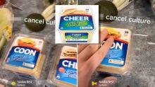Shopper's bizarre Cheer cheese TikTok video sparks debate