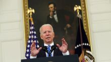 U.S. Senate works on the weekend on $1 trln infrastructure bill