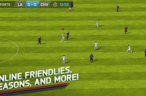 EA's free-to-play FIFA 14 arrives on iOS and Android