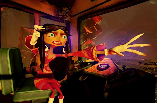 'Psychonauts in the Rhombus of Ruin' will launch on February 21st