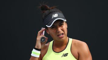Heather Watson suffers rapid Australian Open second round exit at hands of Elise Mertens