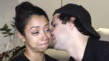 YouTube Stars Liza Koshy and David Dobrik Announce Breakup In Sad Video