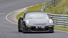 Porsche Panamera GTS, 718 Cayman T, 911 Speedster VINs Registered