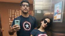 Após boatos de separação, Anitta posa ao lado do marido: 'Existe vida fora das redes sociais'