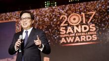 Sands China Honours Outstanding Suppliers at Sands Supplier Excellence Awards for Fifth Consecutive Year