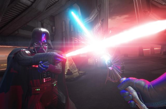 'Vader Immortal' comes to PlayStation VR this summer
