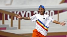 Margielyn Didal doesn't win Olympic medals, wins hearts instead