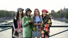 Bucket hats, Chanel bags and berets: I'm just watching Emily in Paris for the clothes