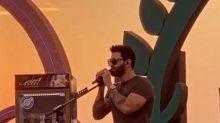 Gusttavo Lima faturou R$ 1,5 milhão em show, não bebeu e não falou sobre separação: os bastidores da live