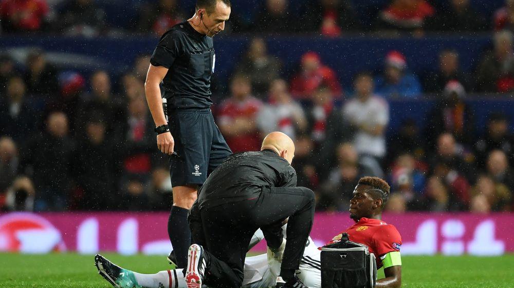 Tanzen trotz Verletzung: Pogba riskiert Ärger von Mourinho