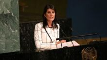 U.S. withdraws from U.N. Human Rights Council: U.S. Ambassador Haley