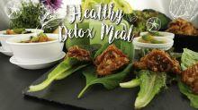 Healthy Detox Meal