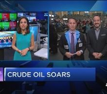 Oil prices soar following OPEC meeting