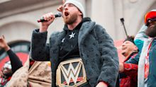 How WWE started a sports tradition: 'Everything about it says you're a champion'