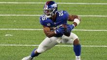 Giants' Barkley has ACL surgery on right knee in California