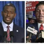 1st black Democratic nominee for Florida governor concedes