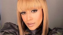 Tia Mowry-Hardrict Shows Off 'Fun' New Look with Blonde Hair and Bangs