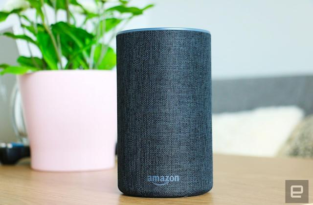 Amazon Echo now streams Spotify and SiriusXM to multiple rooms