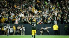 NFL: Rodgers lidera Packers em virada improvável e Browns começam sem derrota