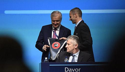 International: UEFA vergibt Zusatz-Million für alle Verbände
