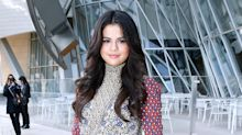 Selena Gomez, Michelle Williams, Kanye West & More at Louis Vuitton