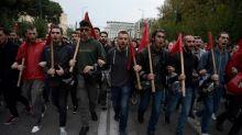 28 arrests after Greek annual anti-junta demo