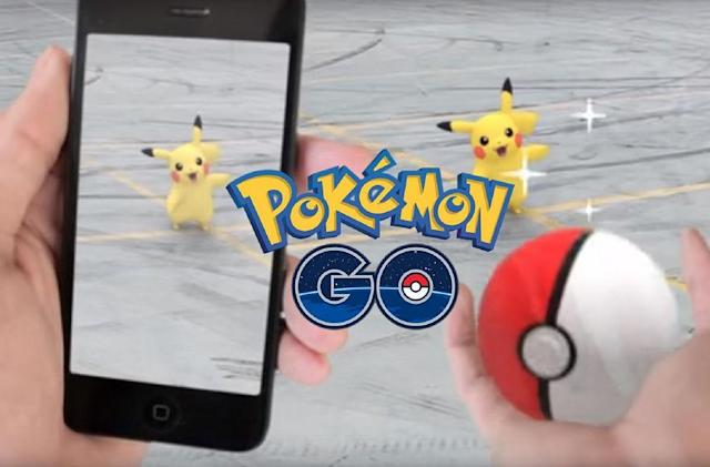 Pokémon Go is getting a buddy system