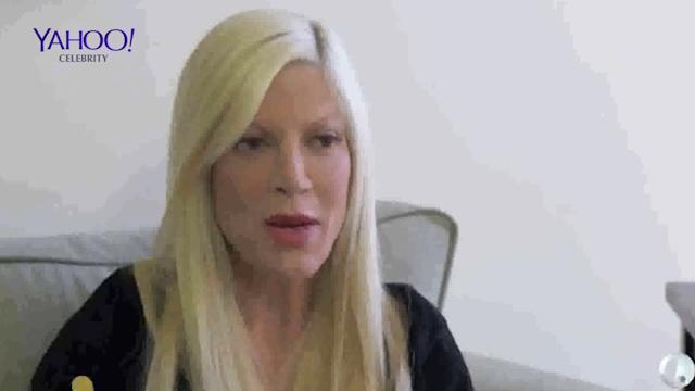 Tori Spelling's husband criticises sex life